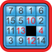 Tiles 0-9 Sliding Tile Puzzle with Numbers